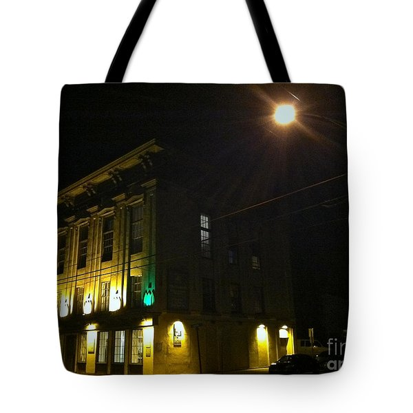 The Old Opera House Tote Bag