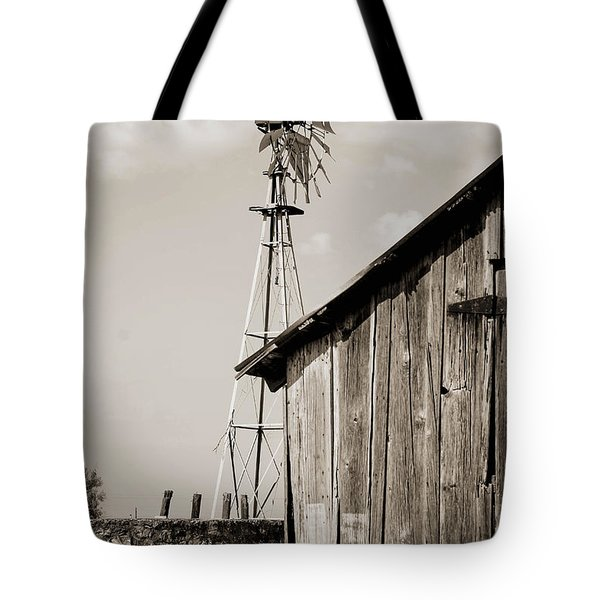 The Old Ranch Tote Bag