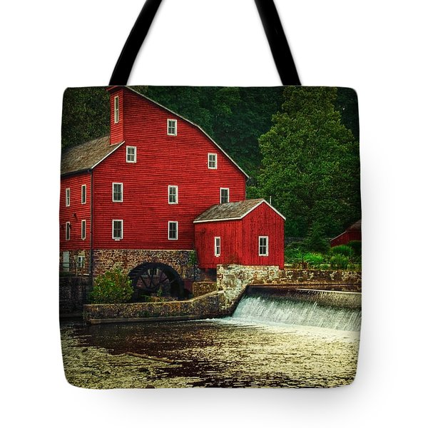The Old Red Mill Tote Bag