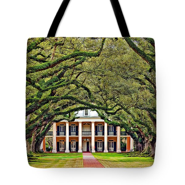 The Old South Tote Bag by Steve Harrington