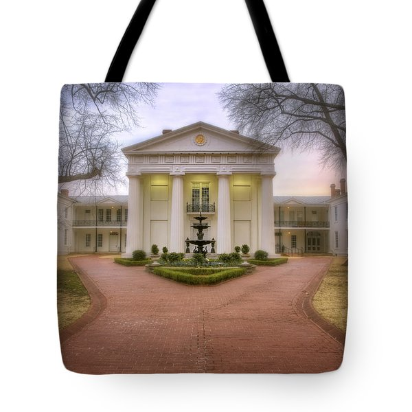 The Old State House - Little Rock - Arkansas Tote Bag