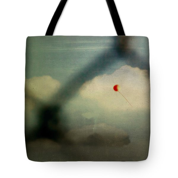 The One That Got Away Tote Bag by Trish Mistric
