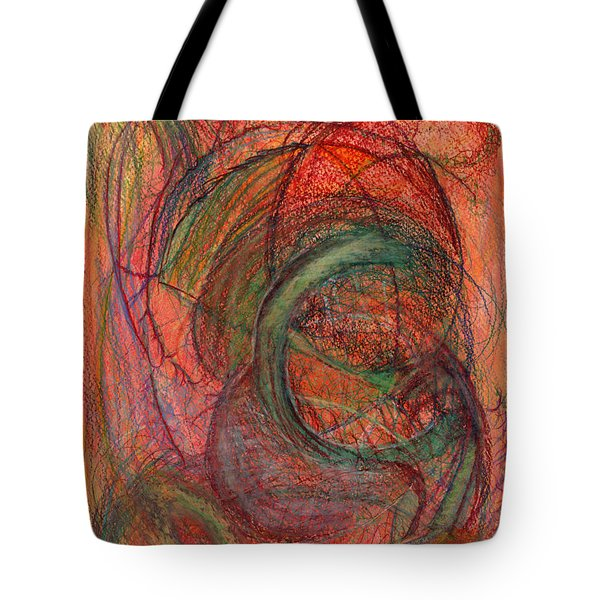 The One Who Overcame Tote Bag