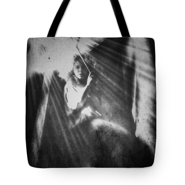 The One Who Waited Tote Bag