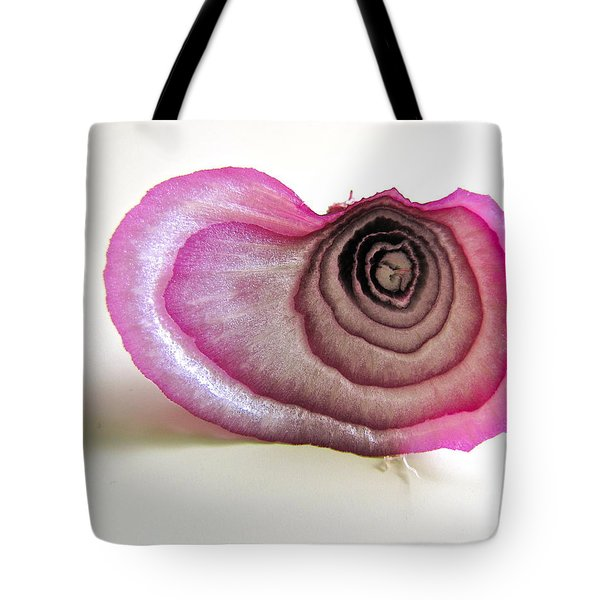 The Onion Remnant Tote Bag by Sean Griffin