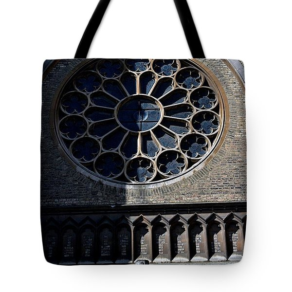 The Oratory Tote Bag by Joseph Yarbrough