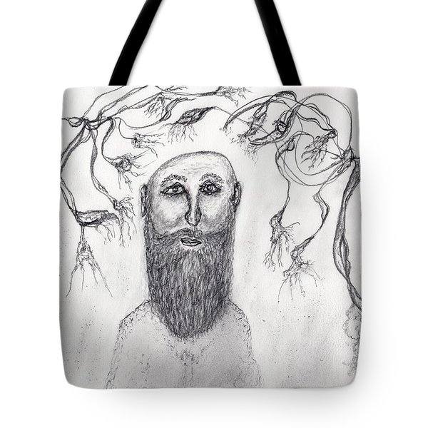 The Orchid Grower Tote Bag