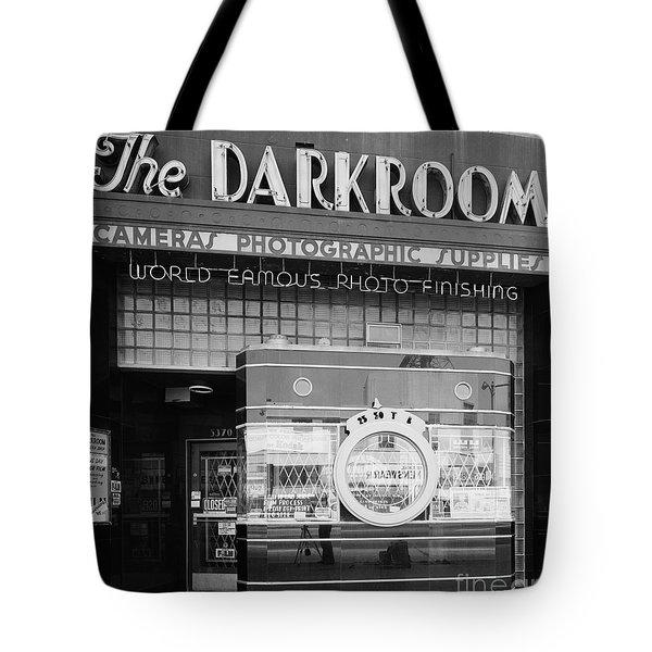 The Original Darkroom Tote Bag