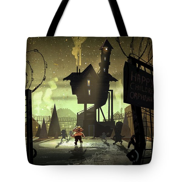 The Orphanage Tote Bag