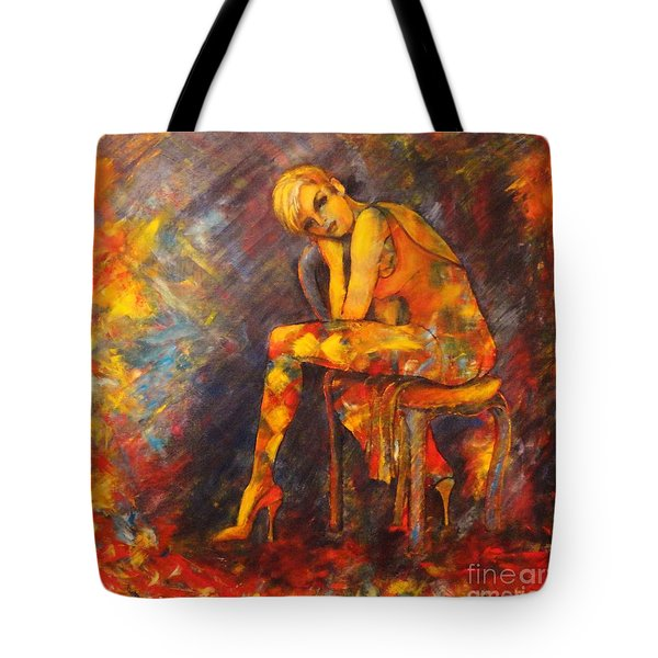The Other Joker Tote Bag by Dagmar Helbig