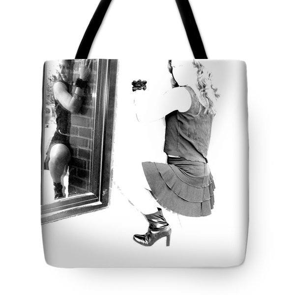 The Other One Tote Bag
