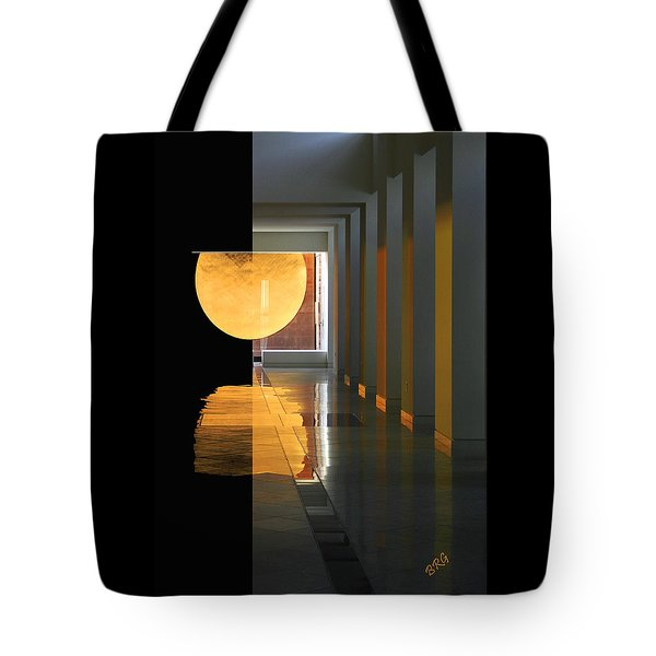 The Other Side Tote Bag by Ben and Raisa Gertsberg