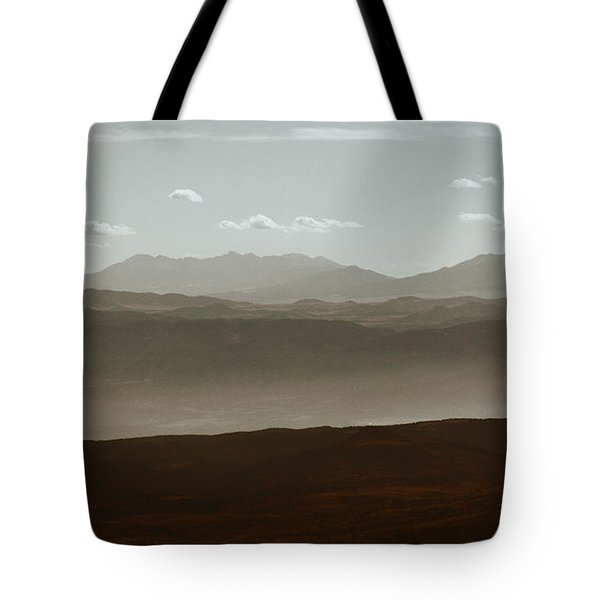 Tote Bag featuring the photograph The Other Side by Dana DiPasquale