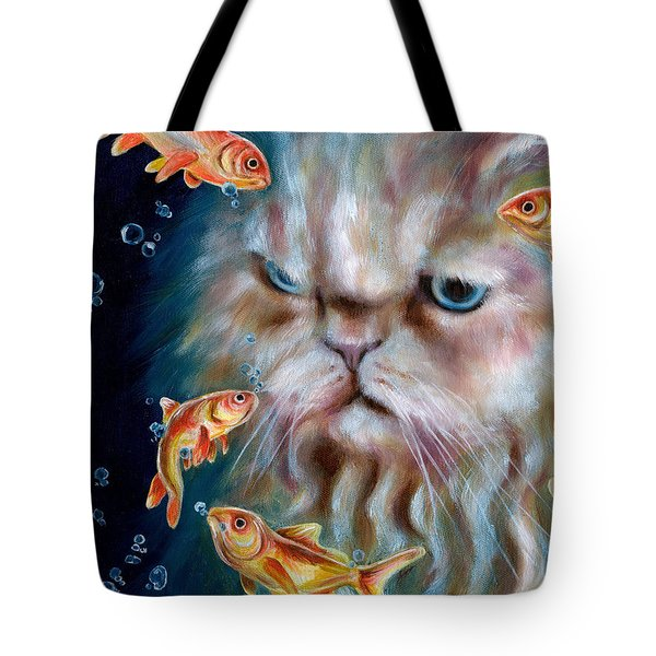 The Other Side Of Midnight Tote Bag