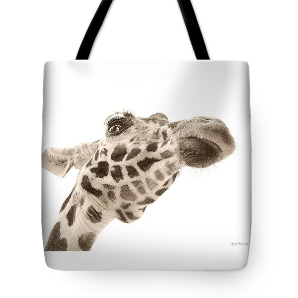The Overseer Tote Bag