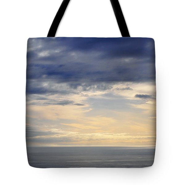 Tote Bag featuring the photograph The Pacific Coast by Kyle Hanson