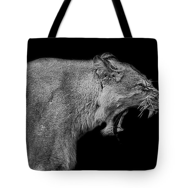 The Pain Within Tote Bag