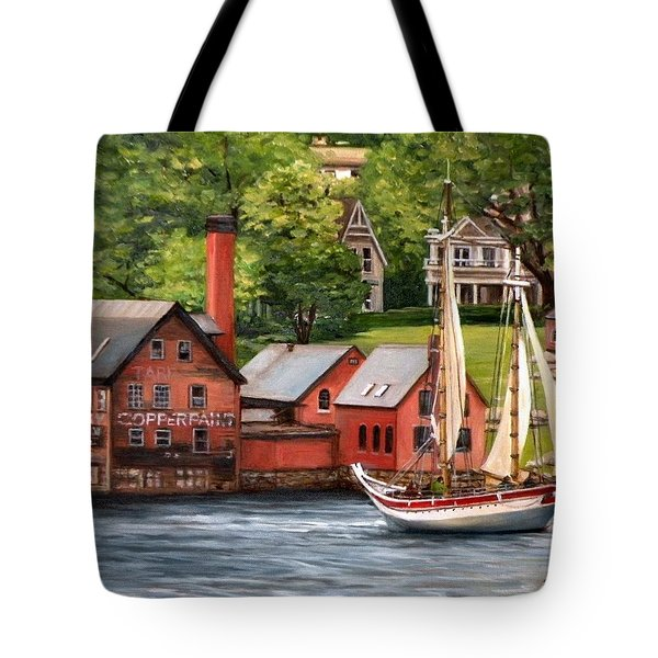 The Paint Factory And The Ardelle Tote Bag