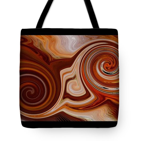 Tote Bag featuring the digital art The Palace Wall by Roy Erickson