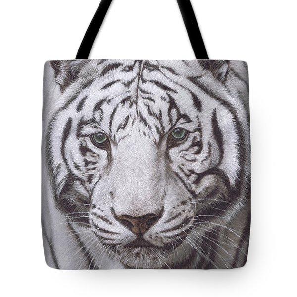 The Pale Hunter Tote Bag