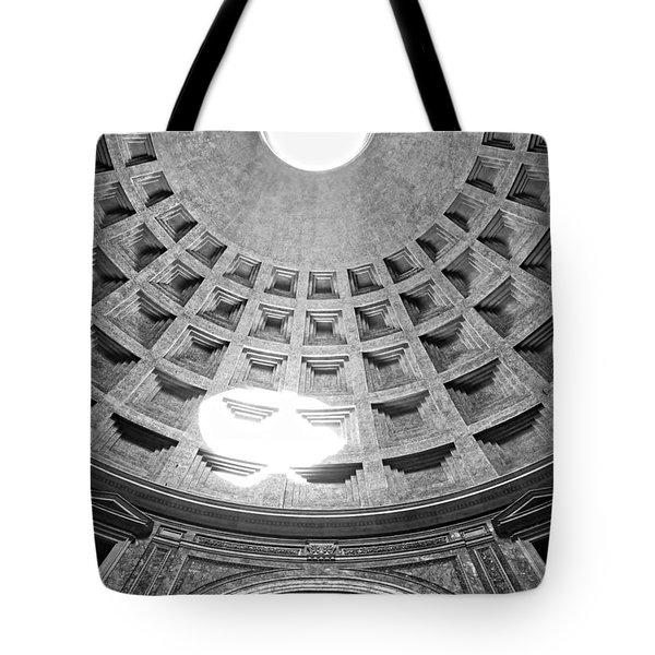 The Pantheon - Rome - Italy Tote Bag