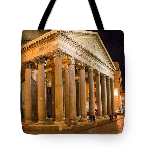 The Pantheon Tote Bag
