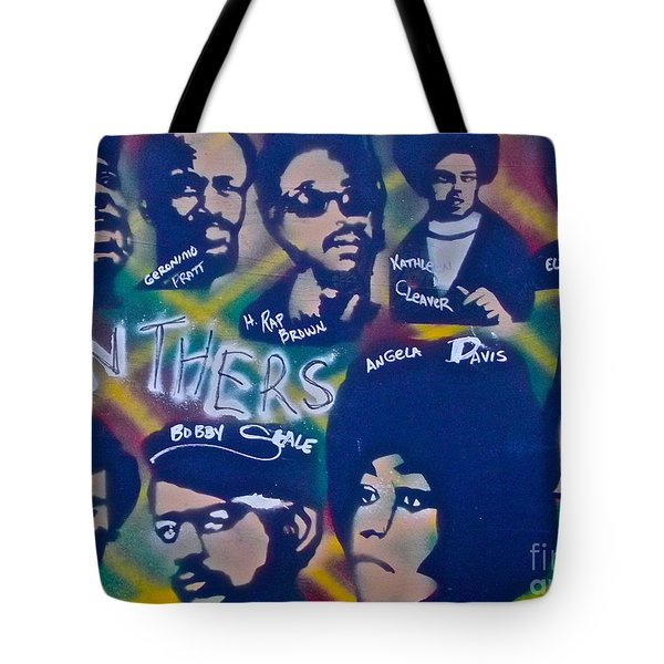 The Panthers Tote Bag
