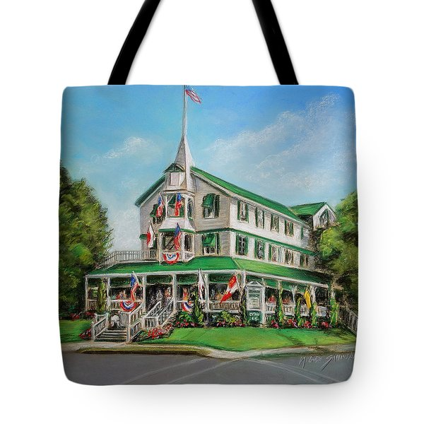 The Parker House Tote Bag