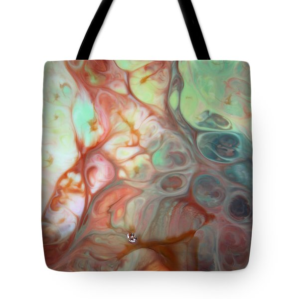 The Party Dress  Tote Bag