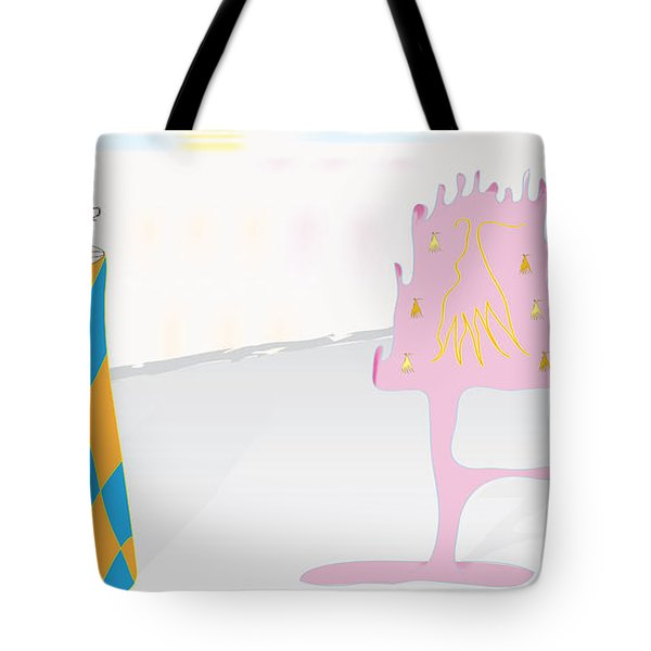 The Partygoers Tote Bag