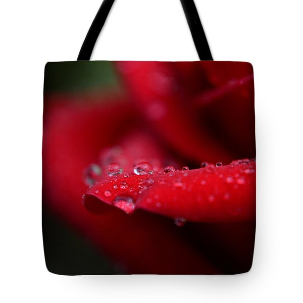 The Passion Of Life Tote Bag by Melanie Moraga
