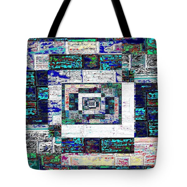 The Patchwork Tote Bag by Tim Allen