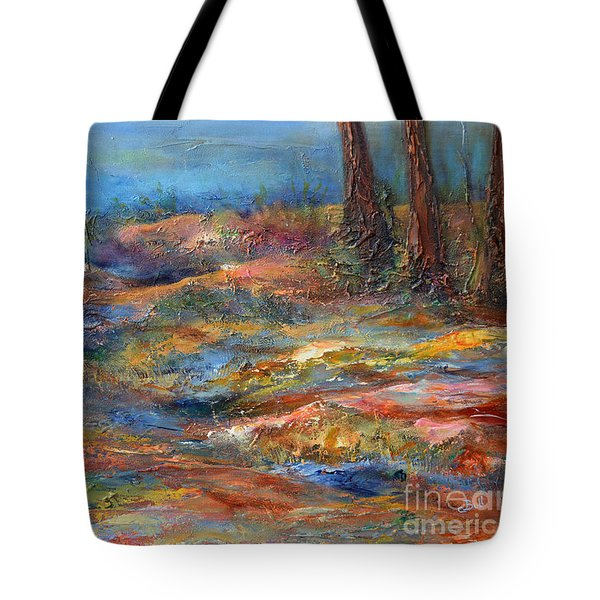 The Path 1 Tote Bag
