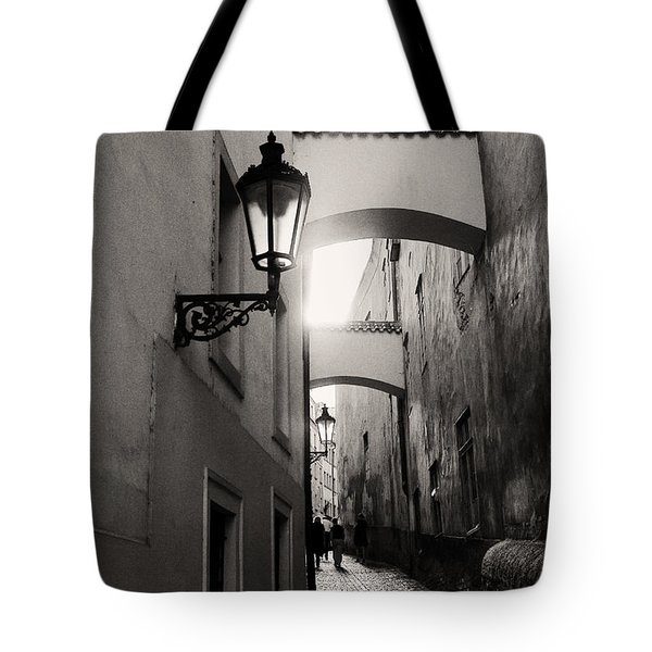 The Path Tote Bag by Ivy Ho