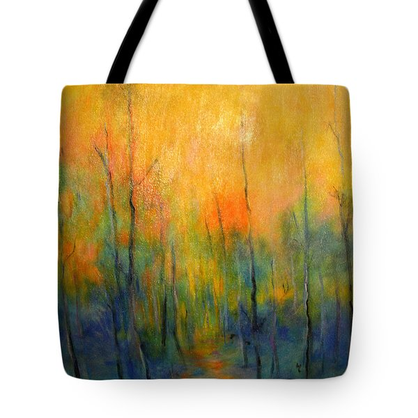 The Path To Forever Tote Bag