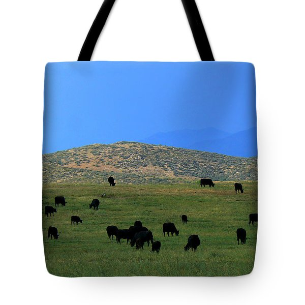 The Peaceful Pasture  Tote Bag