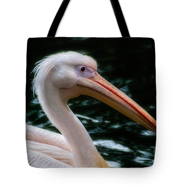 The Pelican Tote Bag by Hannes Cmarits