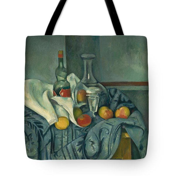 The Peppermint Bottle Tote Bag