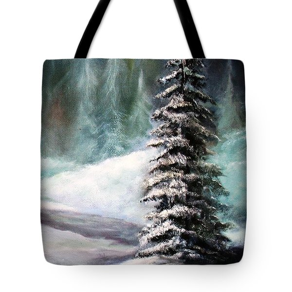 The Perfect Tree Tote Bag