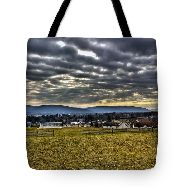 The Perfect View Tote Bag by Tim Buisman