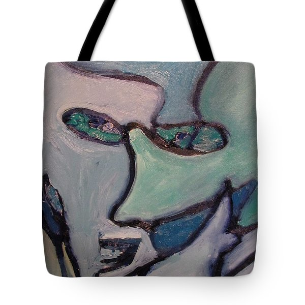 The Perpetrator  Tote Bag