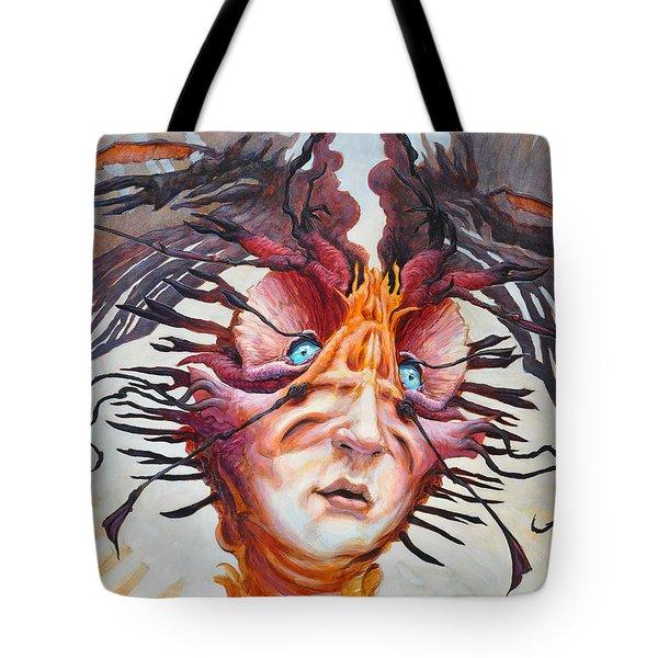 The Perplexing Murmur  Tote Bag