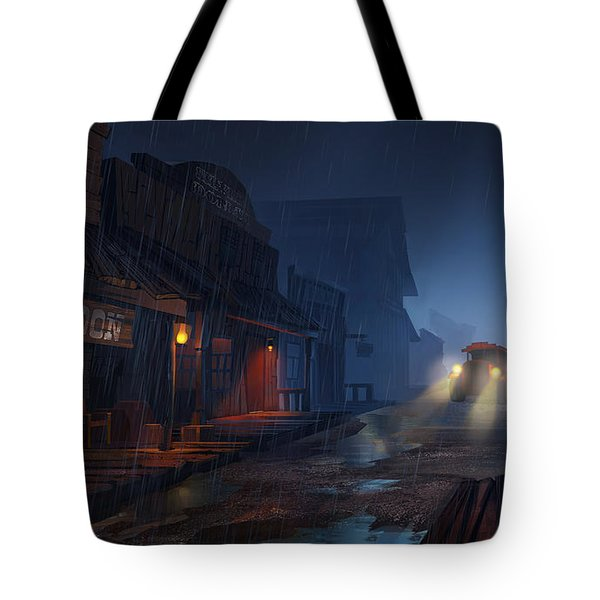 The Phantom 309 Tote Bag