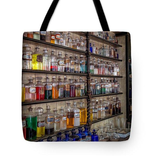 The Pharmacy Tote Bag