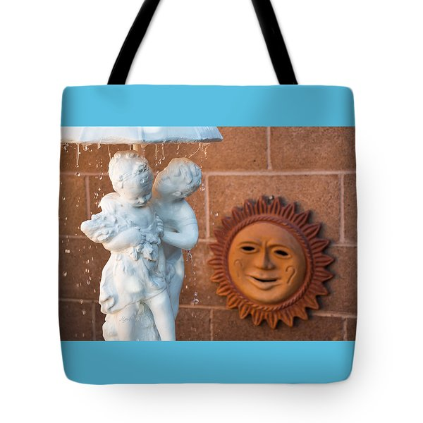The Phoenician Lovers Tote Bag