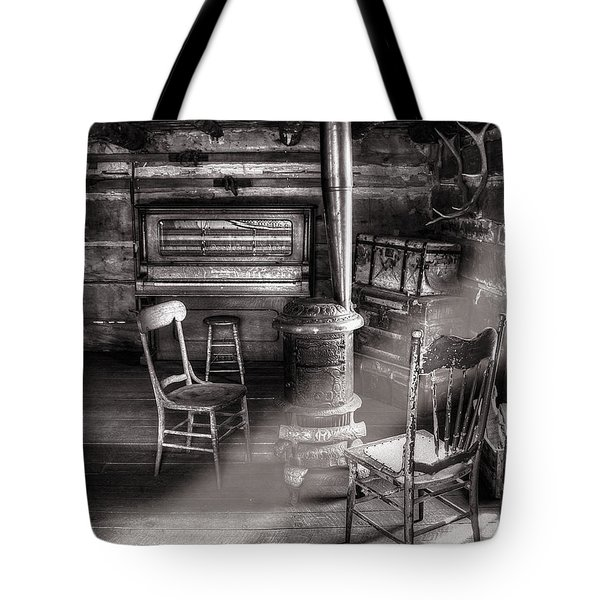 The Piano Room Tote Bag by Ken Smith