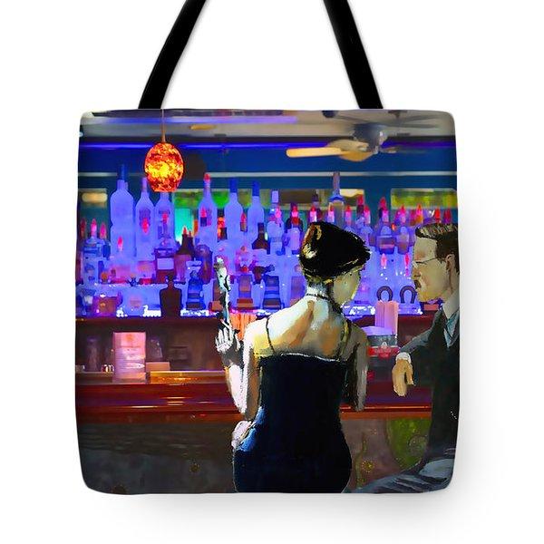 The Pickup Tote Bag by Judy Kay