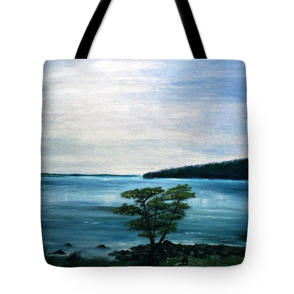 The Picnic Area Tote Bag