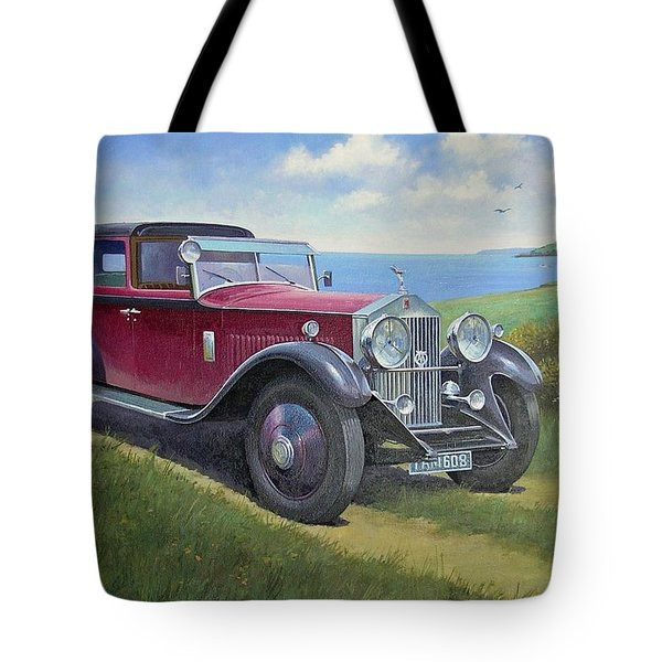 The Picnic Tote Bag by Mike  Jeffries