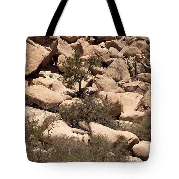 The Pile Is Home Tote Bag by Amanda Barcon